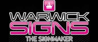 Warwick Signs